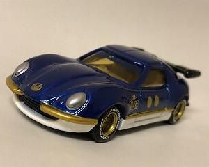 ディズニーモータースの新型車・・・・鍵は不要なのだが
