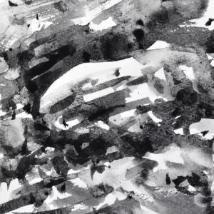 岩場のイメージスケッチ