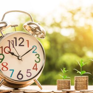 【時は金なり】時間の使い方を考える。仕事と時間とお金の関係性