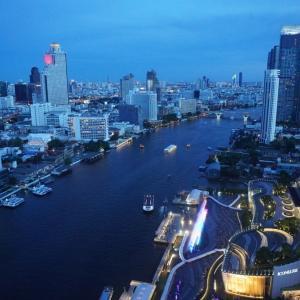 【Riverside】Millennium Hilton Bangkok