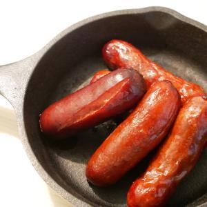 【お家で燻製】コールマンのコンパクトスモーカーを使って、簡単レシピ「ウィンナー」に挑戦。