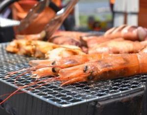 ルンルンピクニック、BBQも手軽に出来ちゃうおすすめ!