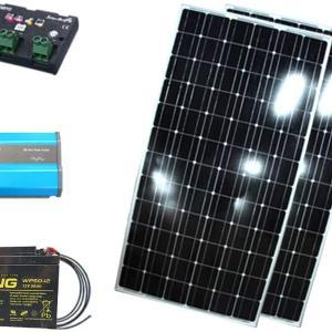 太陽光発電のまとめ買いセットを買えば「安く・簡単」に自家発電できます!