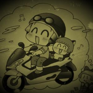 地車囃子 神龍 バイクの日8月19日