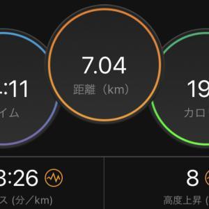 【マラソン練習】400m.10本のインターバルトレーニング!調子が良い!#180点目