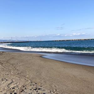 【週末】海に行って、リフレッシュ! #351点目
