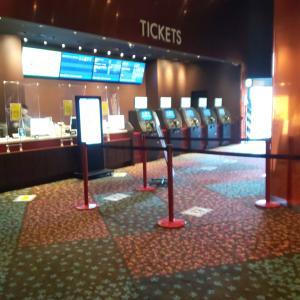 えっ?これが夏休みの映画館?