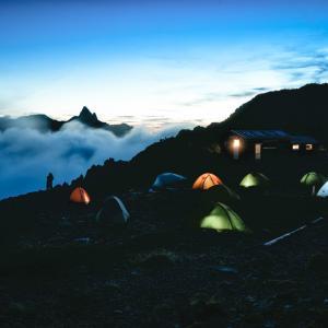 テント泊登山のすすめ~withコロナ時代における新しい登山様式~
