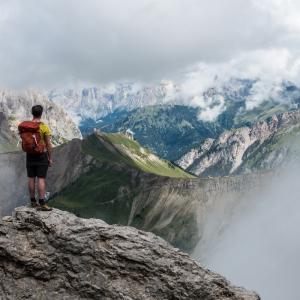 登山のレベルアップや目標設定を考える