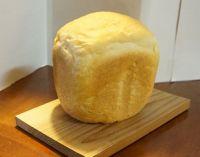 天然酵母コースで微量イーストの食パン!ホームベーカリーの機能を活用