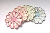 レース編み・かぎ針編み無料編み図一覧