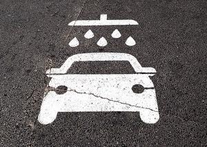 ハイヤー乗務員が抱える洗車の苦労
