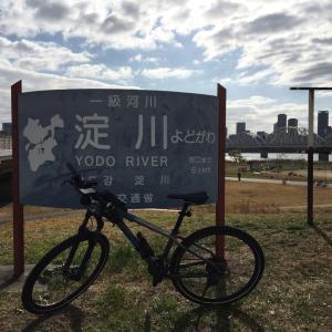 過去のサイクリングを振り返る 新幹線公園