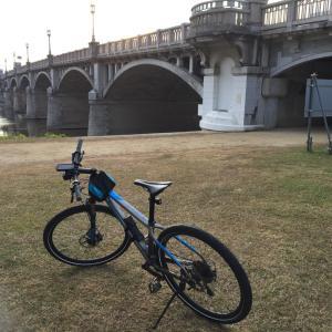 過去のサイクリングを振り返る 甲山周辺