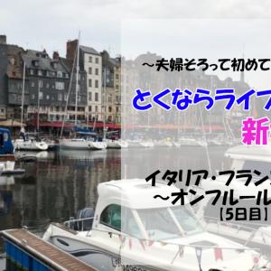 【新婚旅行】フランス観光 ~モンサンミッシェルからパリへ~