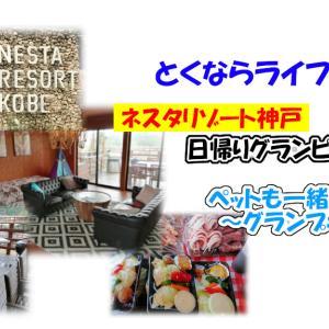 ネスタリゾート神戸の日帰りグランピング体験記【ペットも一緒に入れるグランプキャビン】