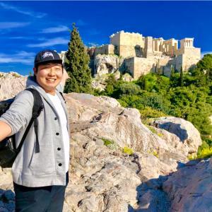 世界一周DAY11『ギリシャでラッキーボーイ降臨!無料でパルテノン神殿に!?』