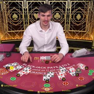 ブラックジャックはカジノでの勝率よりも期待値が重要