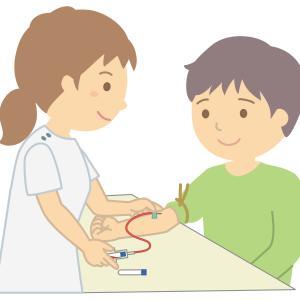 肝炎の治療。消化器内科受診