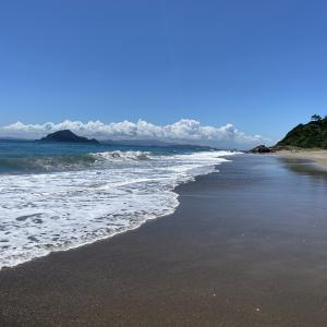 ユーザー車検と伊良湖岬