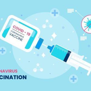 コロナワクチン2回目接種報告
