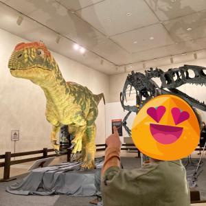 佐川美術館の大恐竜展へ!
