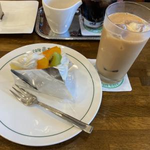 【OLの休日】東京珈琲四天王、カフェ・バッハに行ってきた