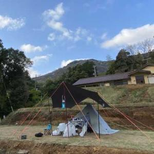 湯河原温泉神谷キャンプ場に行ってきました。