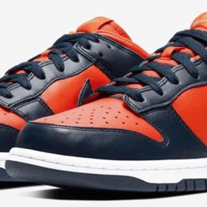"""NIKE DUNK LOW """"CHAMP COLORS"""""""