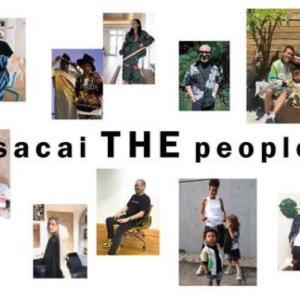 sacai公式オンラインストアがオープン