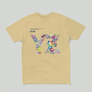TAKASHI MURAKAMI FLOWER × YZ Tシャツ