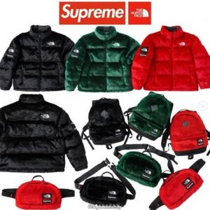 """Supreme 2020FW Week16 Supreme×The North Face """"Faux Fur"""""""
