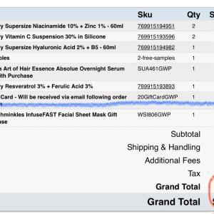 オーストラリア在住の方は是非☆コスメ・スキンケアを買うならこのサイトから❣️
