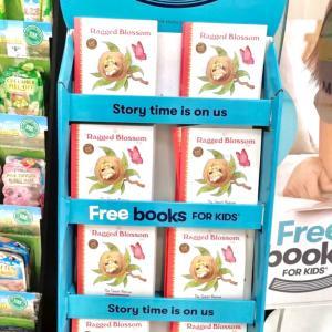 有り難いサービス☆Big Wで児童書無料配布しています