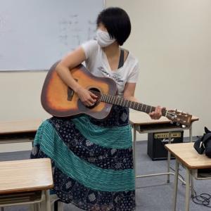 人生初ギターand人生初事件‼️