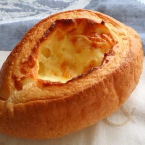 とろ~りチーズのパン