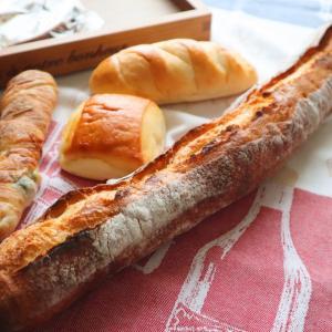 魅かれたパンたち