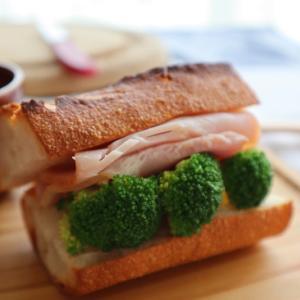 夏においしいサンドイッチ