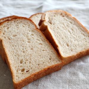 初めて買った食パン