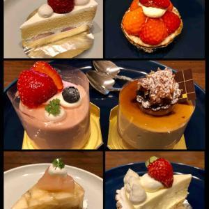 ケーキが、生クリームが食べたい!