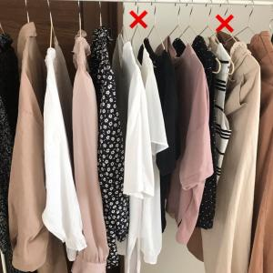 ミニマリストのsimple closet  夏服を考える。