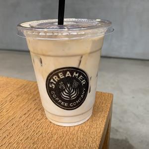 【ストリーマーコーヒーカンパニー】オシャレなゆったり空間!美味しいラテで作業もはかどる!【中目黒 カフェ】