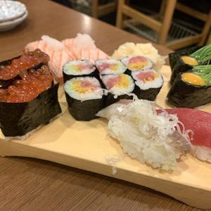 【いろは寿司】中目黒でお手軽に寿司を食べるならココ!大人数でも◎!