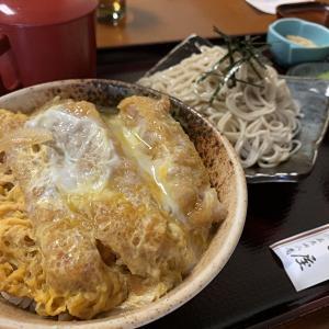 【朝日屋】中目黒の青葉台にある蕎麦屋!かつ丼とざる蕎麦セットが日本人に沁みる!