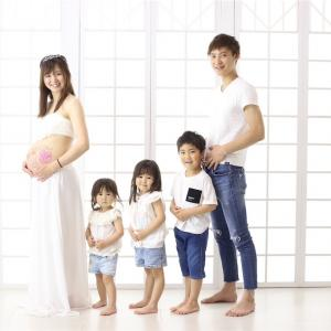 【マタニティーフォト】今を残そう!最高の家族写真!!