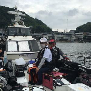 釣行強化週間2日目 小豆島