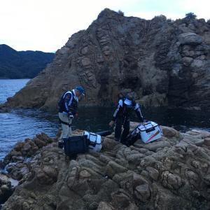 9月13日 小豆島釣行