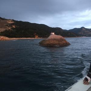 9月5日 小豆島釣行