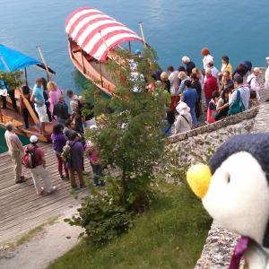 スロベニアを観光!湖の美しいブレッドと鍾乳洞のあるポストイナへ!