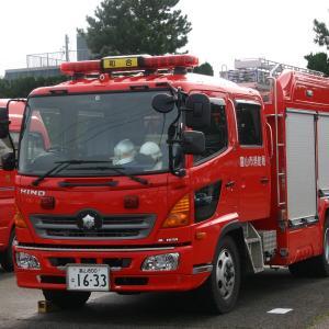 富山市消防出初式(後編)